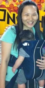 gar baby carrier 1