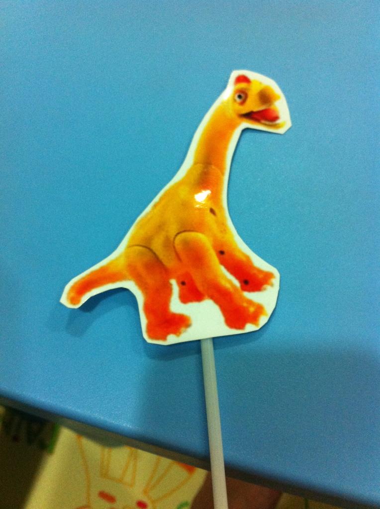 ned brachiosaurus