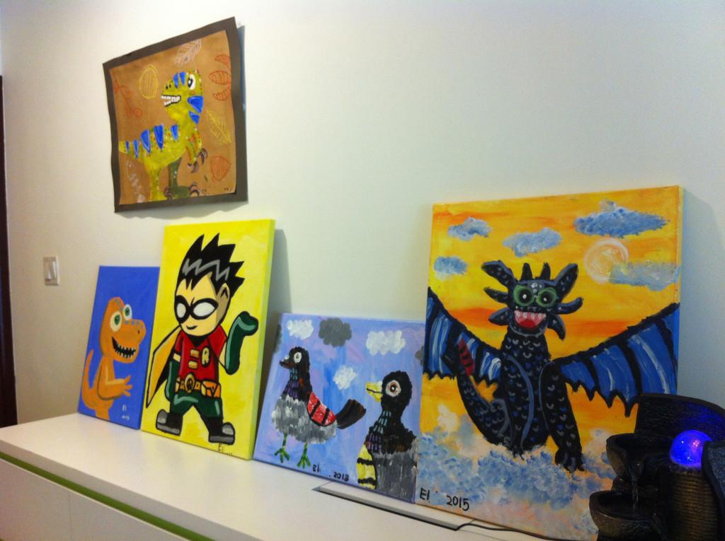 el art gallery1