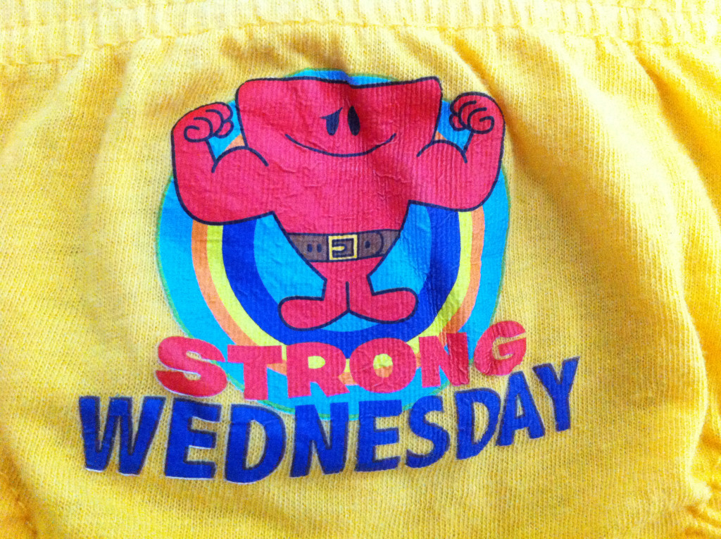 strong wednesday
