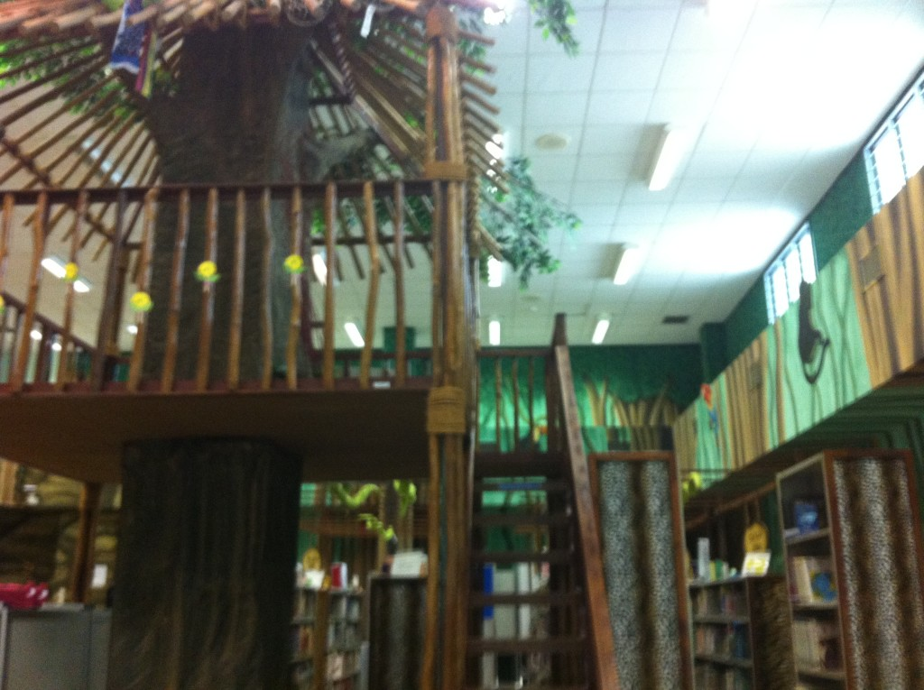 treehouse library