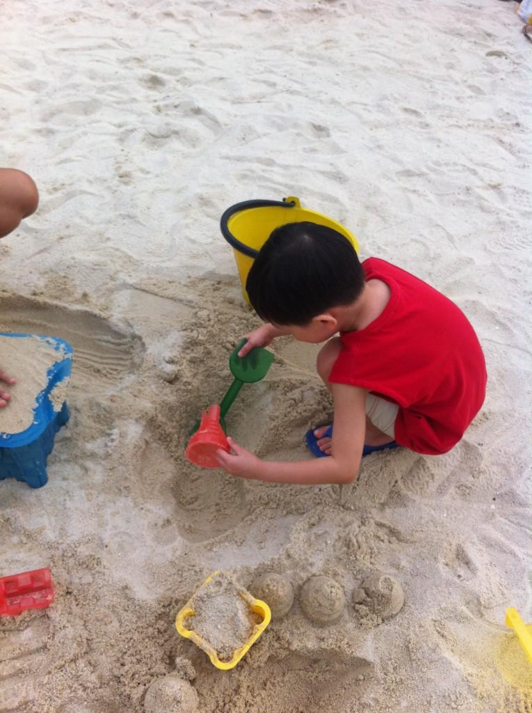 el digging