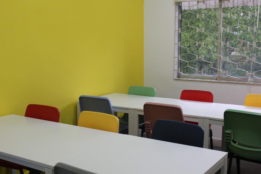 planet j classroom