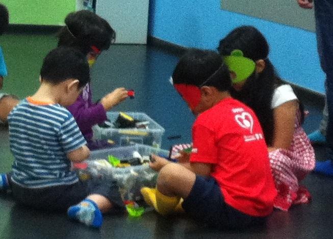 fixing lego robots